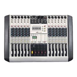 12路两编组调音台,型号:MCZN TY2B1202