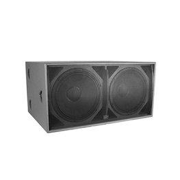 Y系列双18寸超重低音音箱,型号:MCZN YL-218B