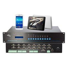 安卓中控系统,WIFI中控系统,型号:MCZN AV12B-AD
